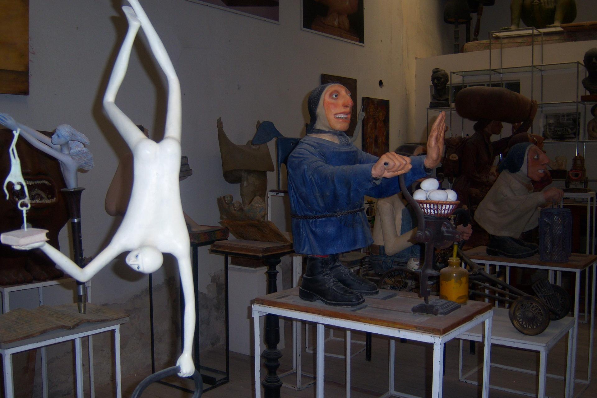 Esculturas Rafael Martin 1
