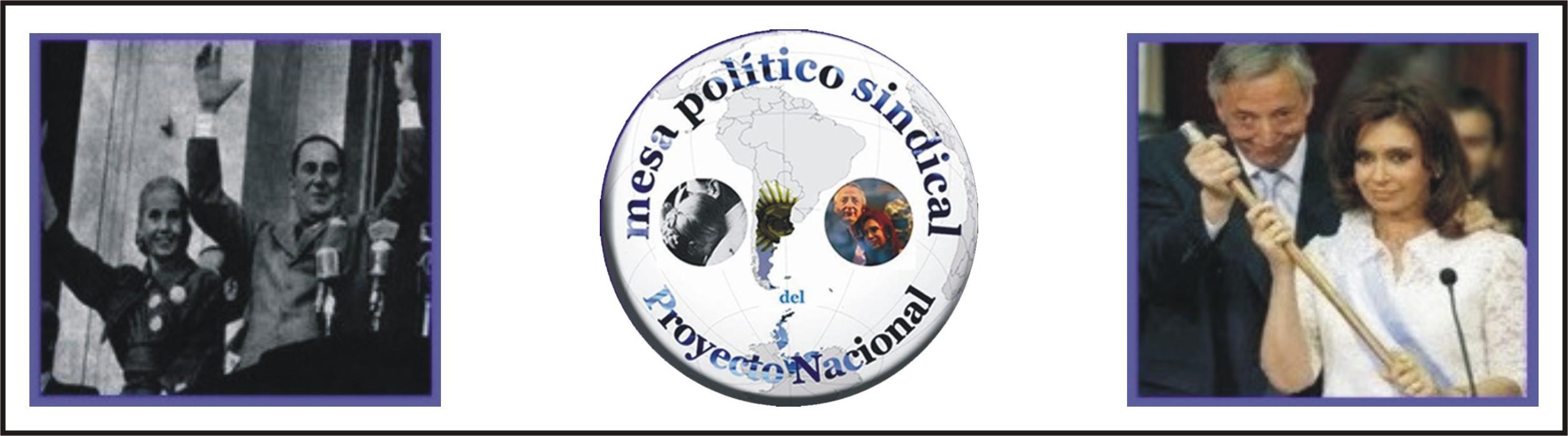 logo mesa politca sindical